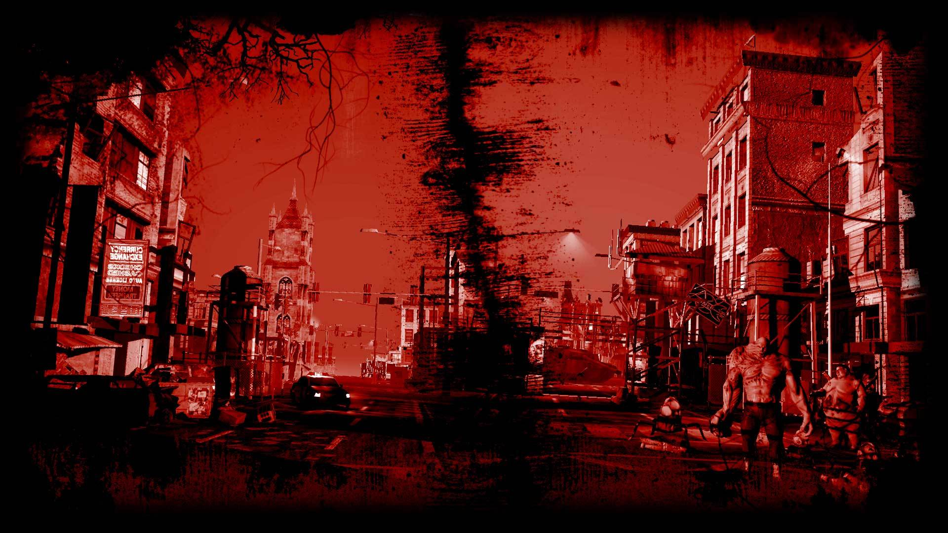 Bloody city