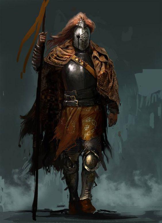 Cavaleiro Asthor Lança-Real