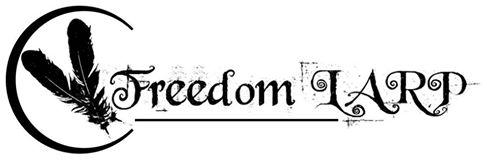 Freedom larp logo 1