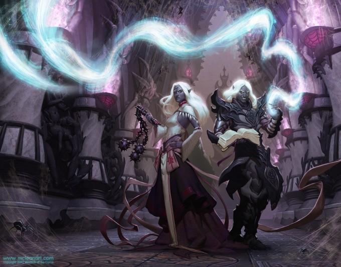 Heroes of the Dark | Adventure Log | Obsidian Portal