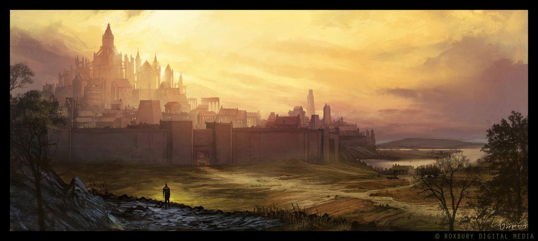 City of algar