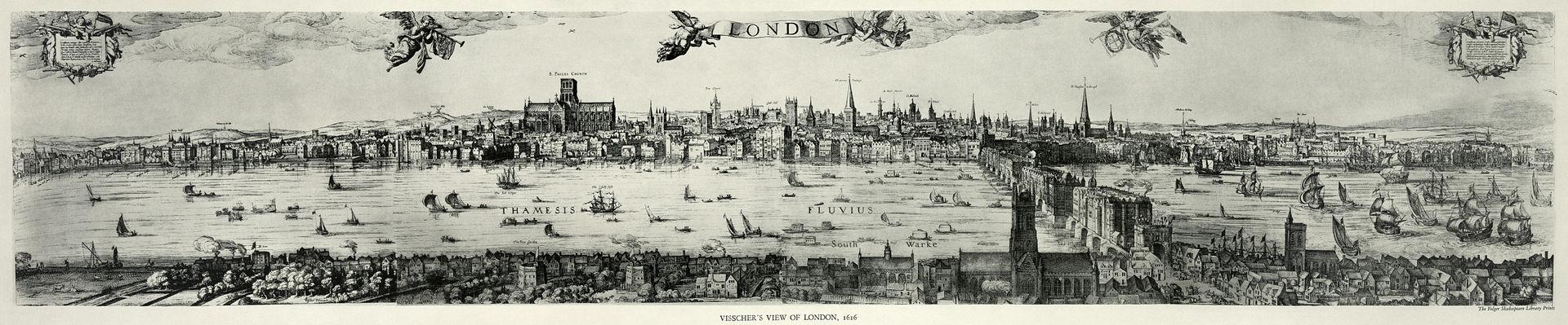 London panorama  1616b