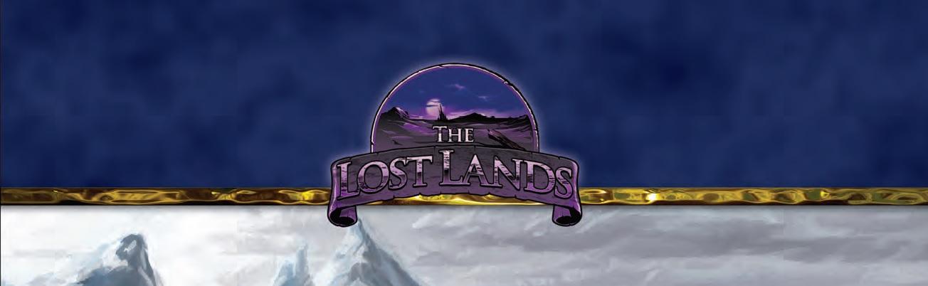 Lost lands banner