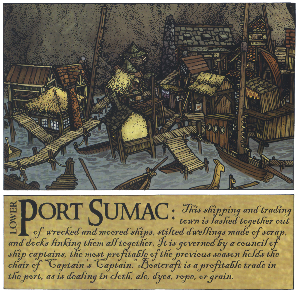 Lower Port Sumac