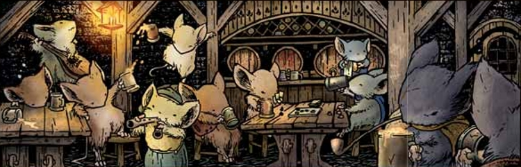 Banniere taverne