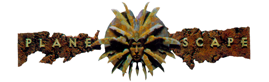 Official planescape logo