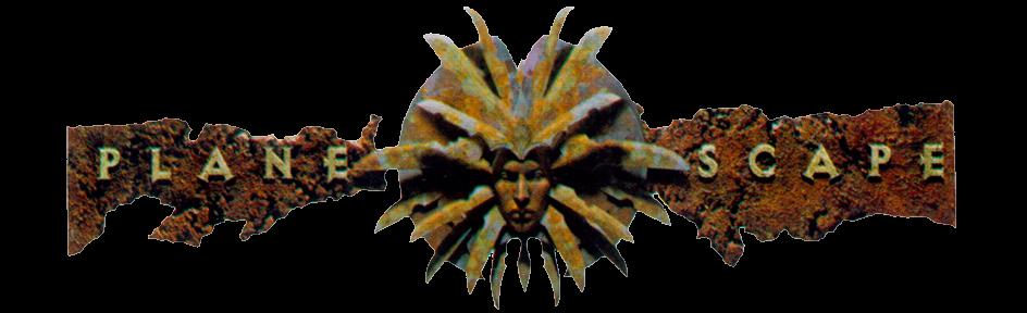 Official planescape logo