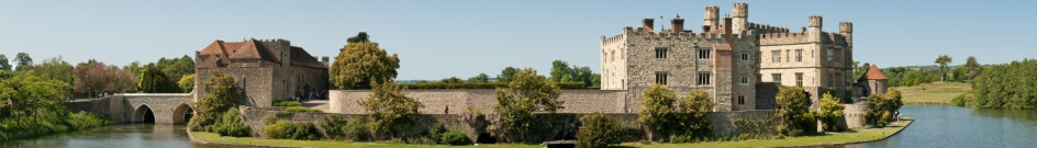 Maidstone banner leeds castle