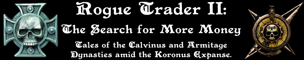 Rogue trader banner