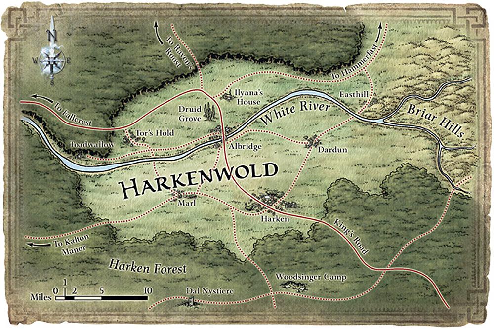 Harkenwolf