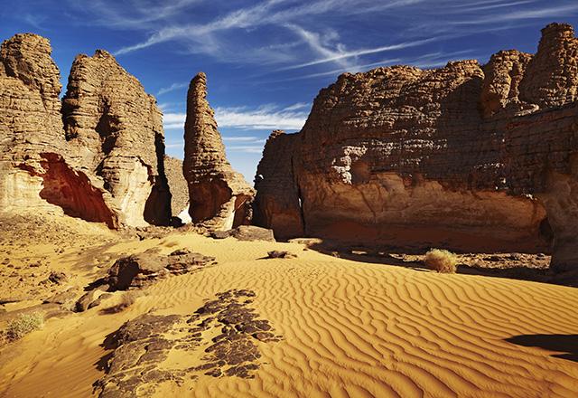 Saharan algeria