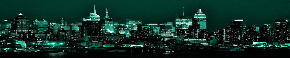 Emerald skyline