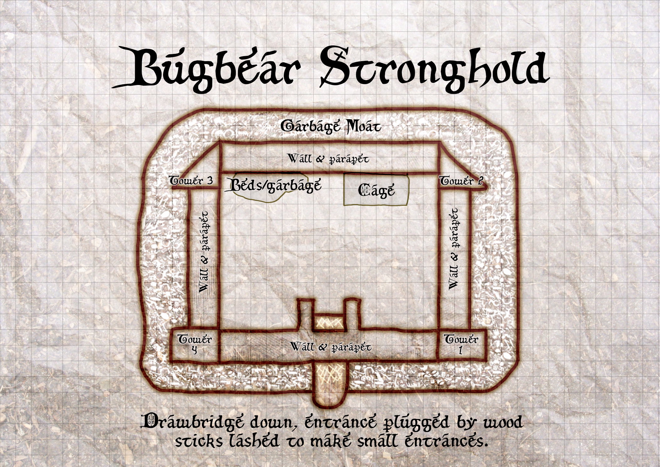 Bugbear Stronghold