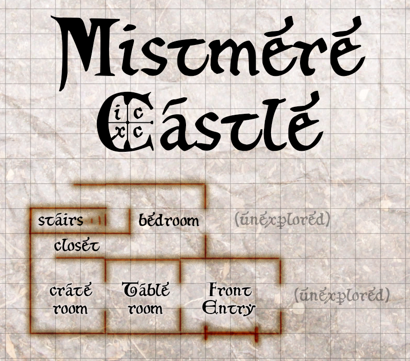 Mistmere Castle - Mission 09