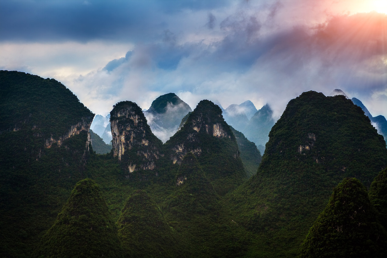 Peter stewart xingping china karst peaks full res x2