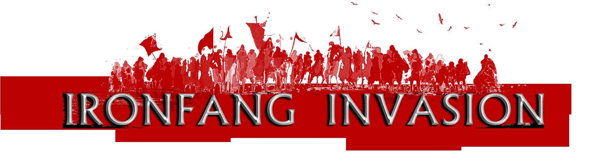 Ironfang transparent
