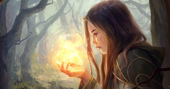 Magic girl 2