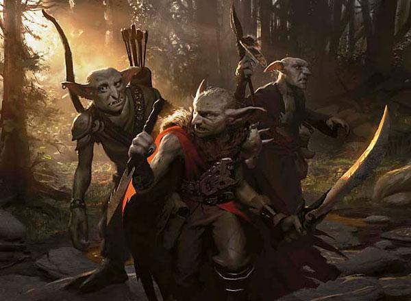 Creepy Goblins