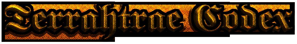 Terrahtrae Script