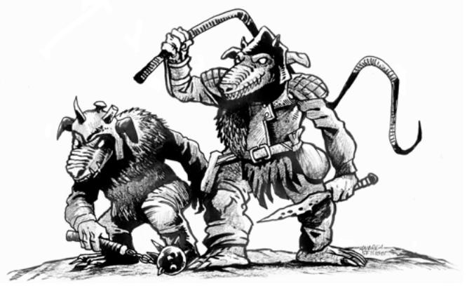 Kobold Slave Masters