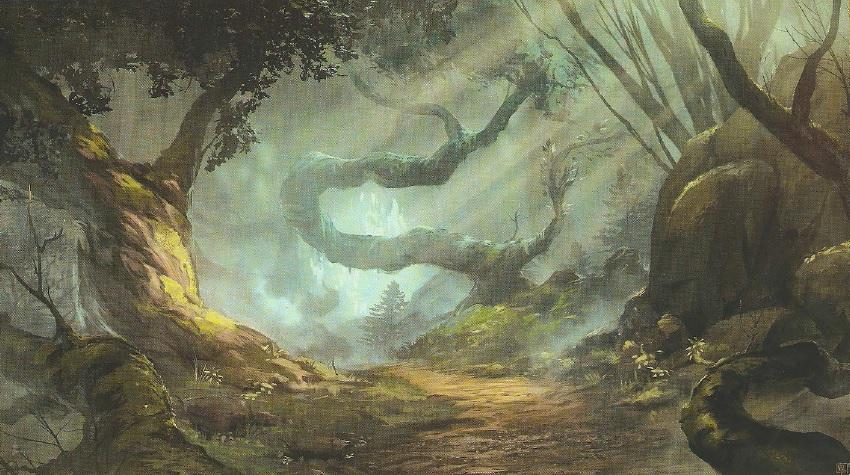 Triboar trail