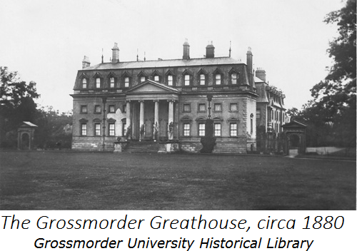 Grossmorder Greathouse
