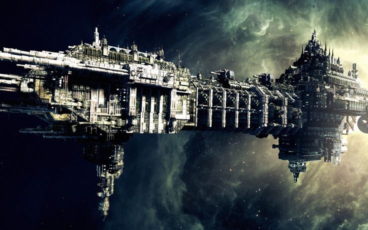 Battlefleet gothic ship