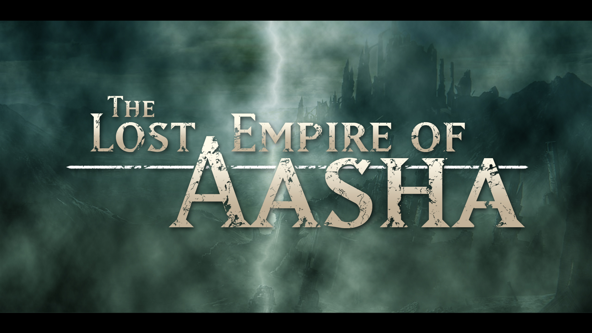 Lost Empire of Aasha