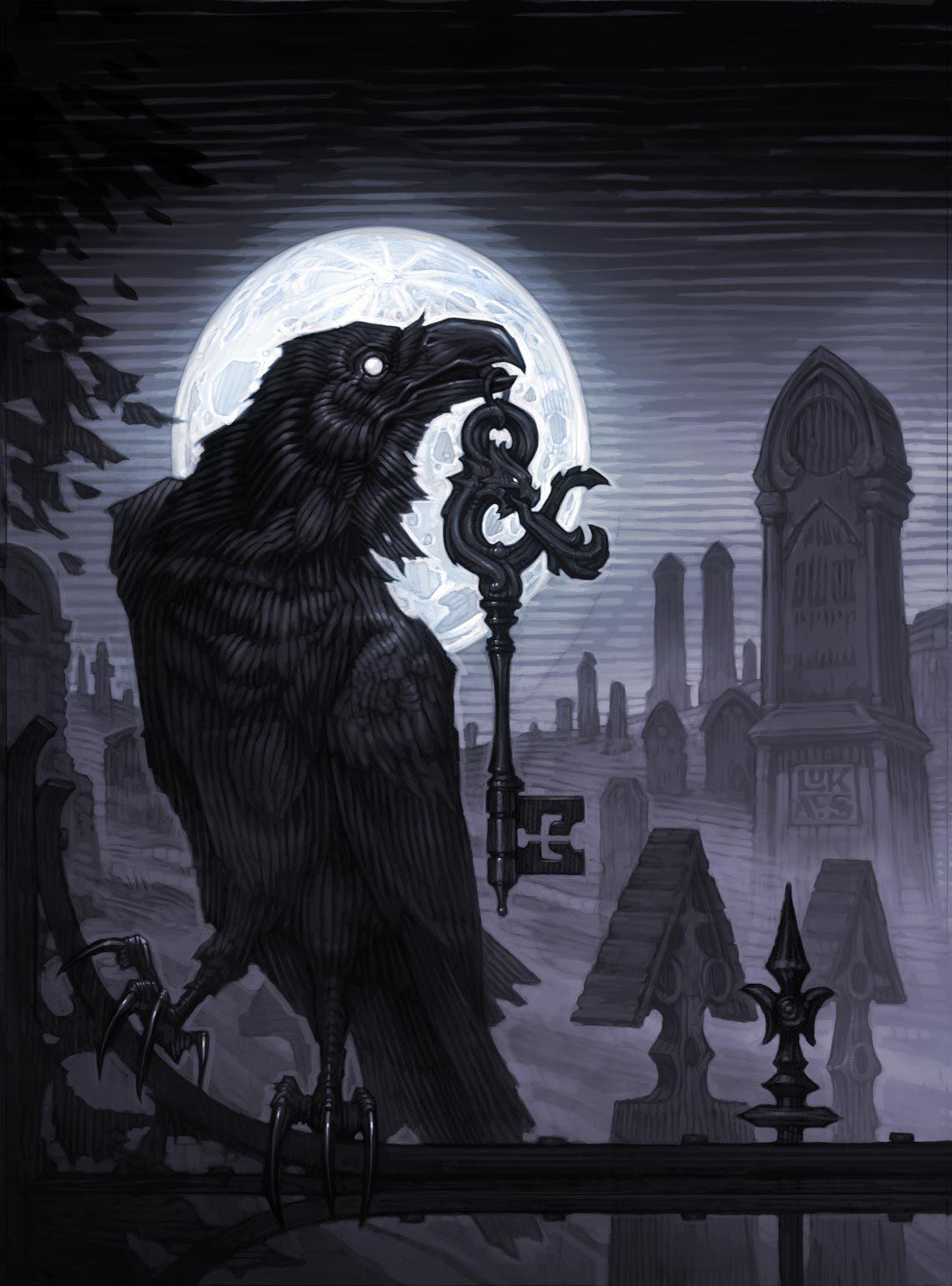 Raven Key