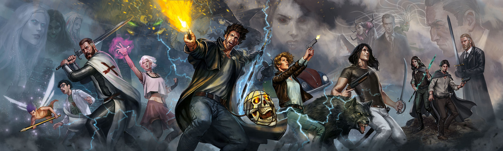 The dresden files gm screen