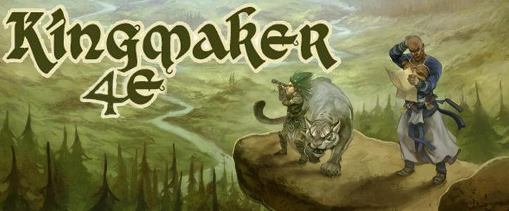 Kingmaker 4e banner