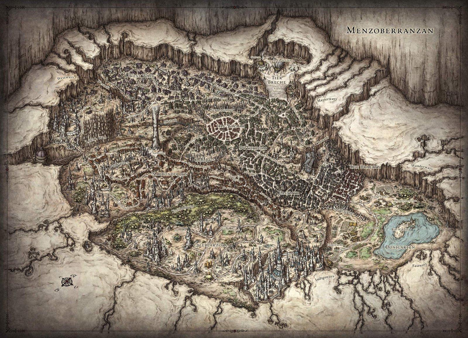 The Underdark | The Tyranny of Dragons: Dawn of Heroes | Obsidian Portal