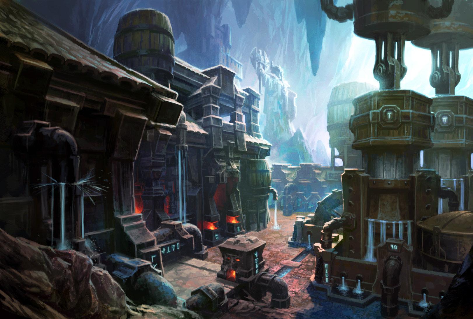 Gauntlgrym   The Tyranny of Dragons: Dawn of Heroes