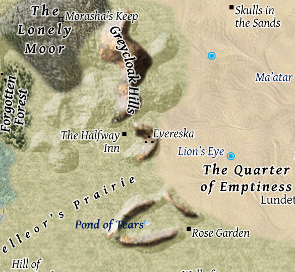 Greycloak Hills