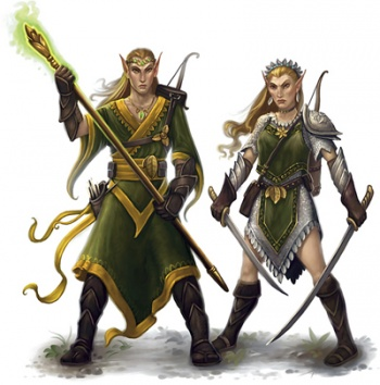 Elves | The Tyranny of Dragons: Dawn of Heroes | Obsidian Portal
