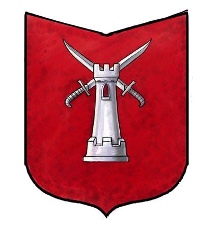 Korvosan Guard Insignia