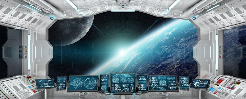 Solar system leaving concept art shutterstock 1024