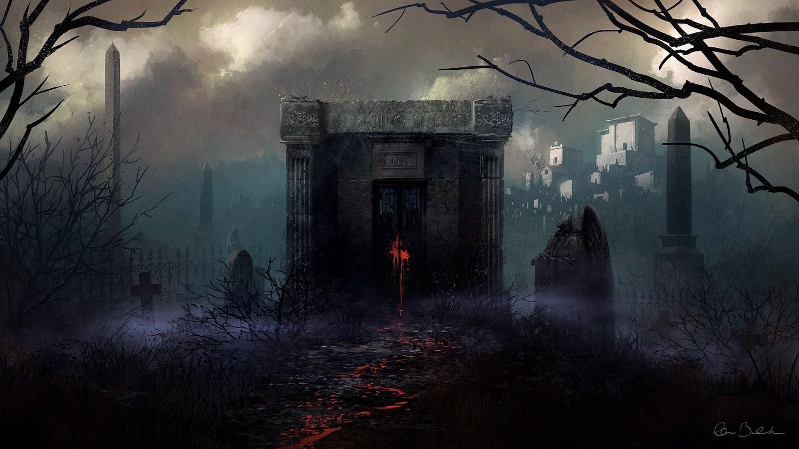Necropolis 1