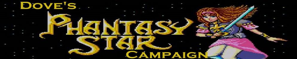Phantasy star campaign banner