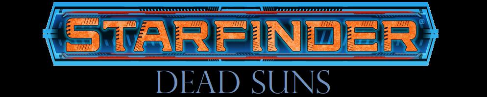 Starfinder campaign banner