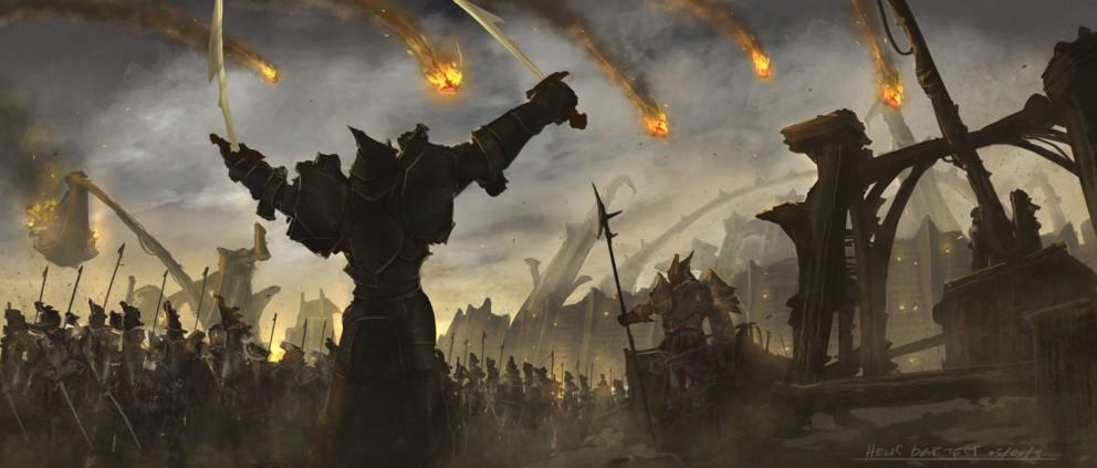 Battle scene 992x423