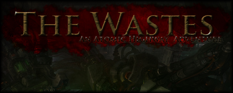The wastes logo
