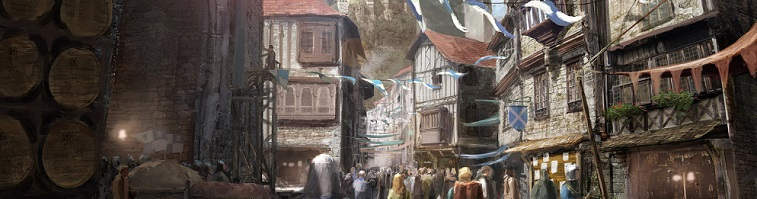Village resize