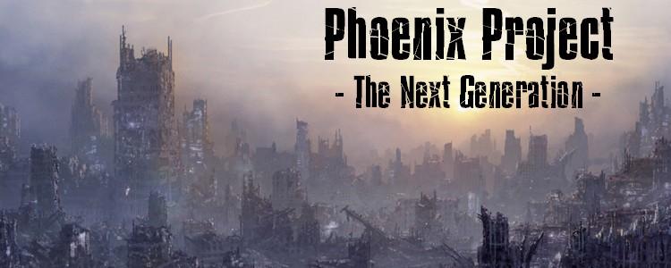 Phoenix project   banner
