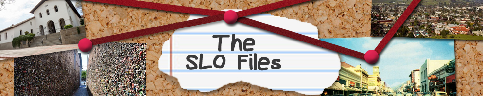 The slo files banner