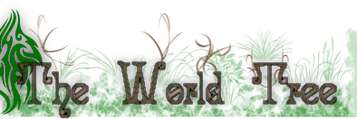 World tree logo