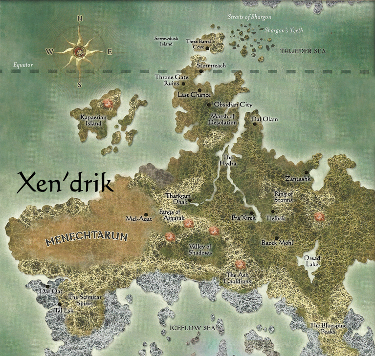 EBERRON XEN DRIK DOWNLOAD