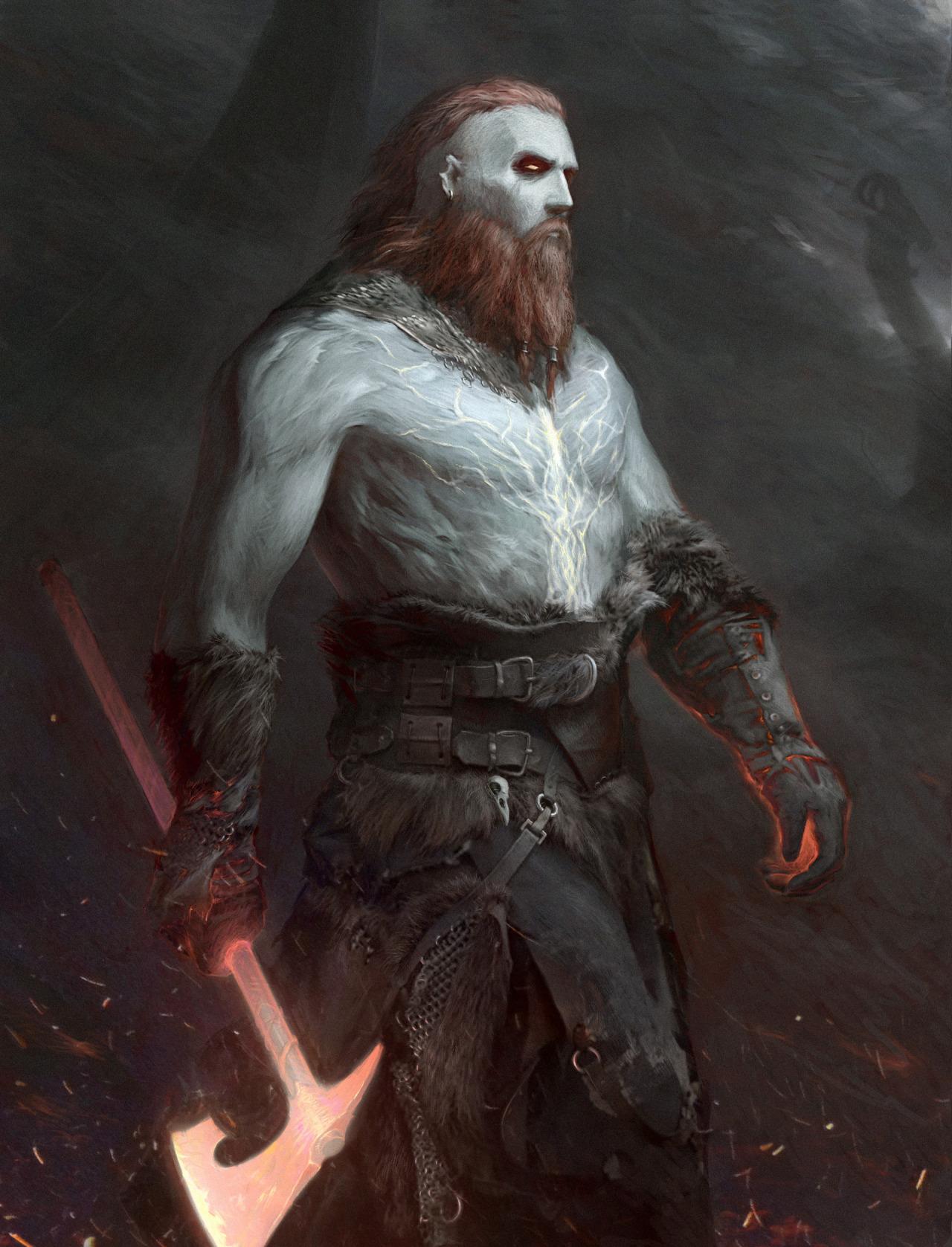 Duergar (Gray Dwarf) - Race | Syrik: 5e | Obsidian Portal