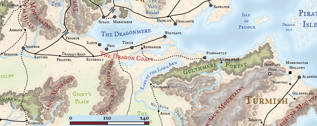 Home Page | The Dragon Coast: A Forgotten Realms Tale