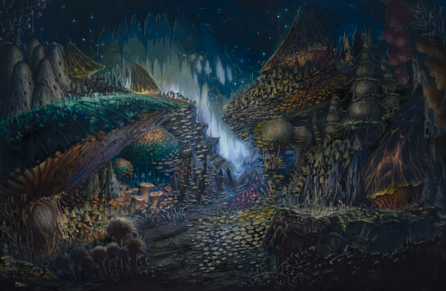 Neverlight Grove   Out of the Abyss   Obsidian Portal